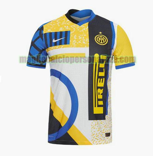 Maglie calcio Inter Milan personalizza 2022-2023