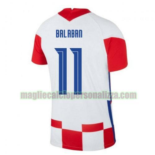 Maglie calcio Croazia personalizza 2022-2023