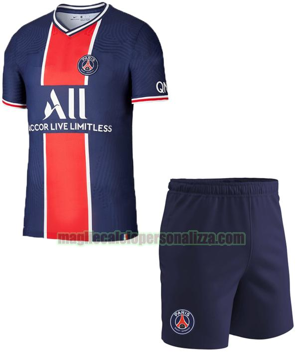 Maglie calcio Paris Saint Germain personalizza 2022-2023