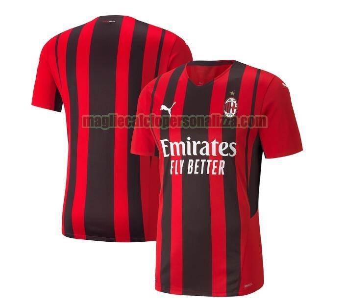 Maglie calcio AC Milan personalizza 2022-2023